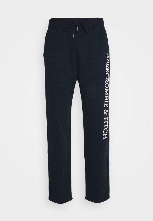 TECH LOGO CLASSIC - Pantalon de survêtement - navy