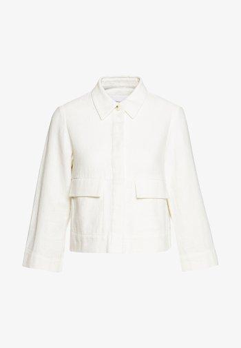 HELINO - Summer jacket - milk