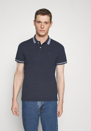 WORDING TIPPING - Poloshirts - dark blue