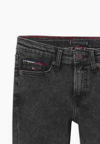 Tommy Hilfiger - SIMON SKINNY - Jeans Skinny Fit - black denim - 2