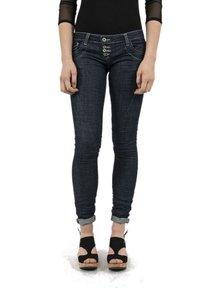 PLEASE - Slim fit jeans - bleu - 0