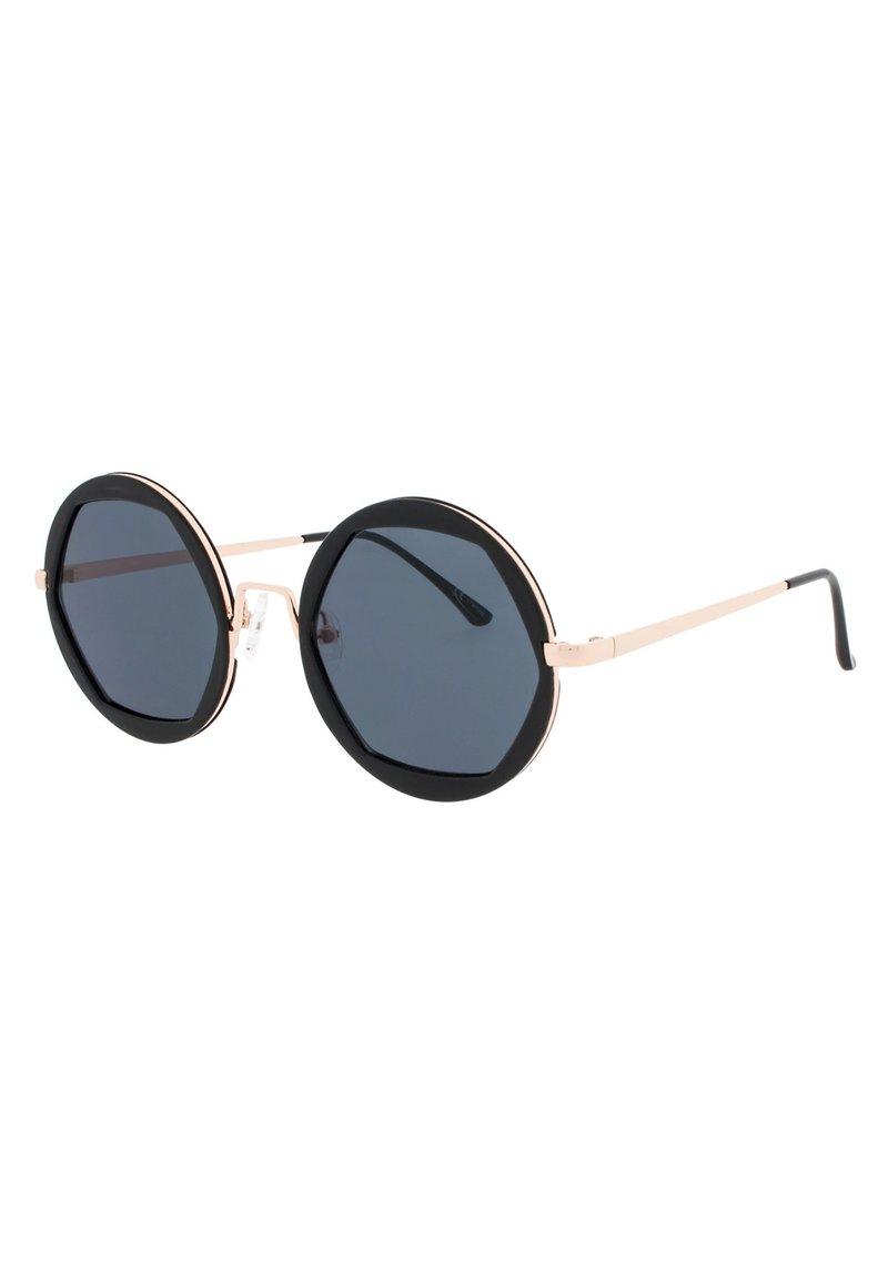 Icon Eyewear - ICON EYEWEAR SUNGLASSES ZARI - Zonnebril - black