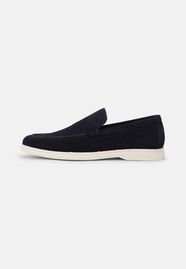 MAYNE - Sneakers laag - navy