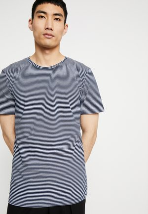 LUKA - T-Shirt print - navy blazer