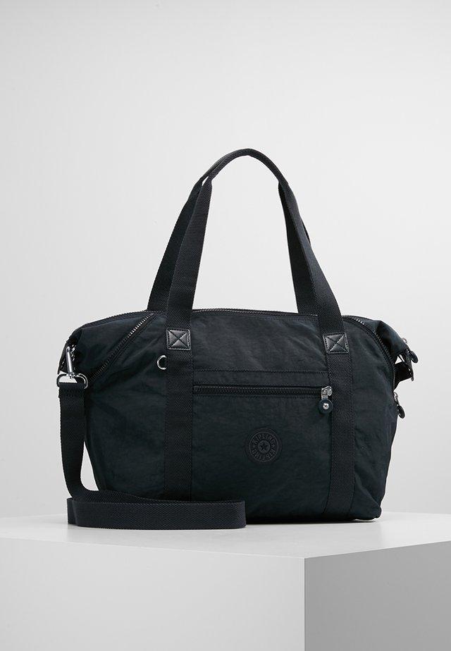 ART - Shopping Bag - true navy