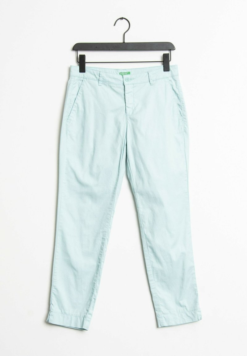 Benetton - Trousers - green