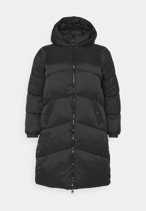 VMUPSALA LONG JACKET  - Winter coat - black