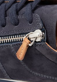 Anna Field - LEATHER - Sneakers laag - dark blue - 2
