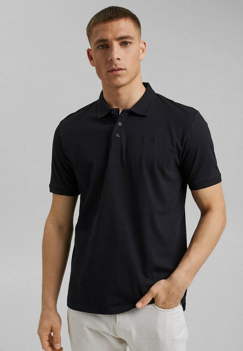 Esprit - Poloshirt - black