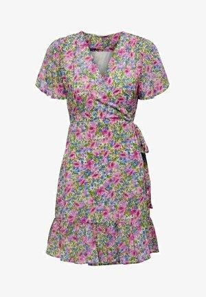 Day dress - lilac sachet