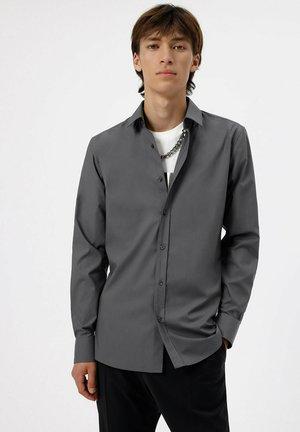 ELISHA - Formal shirt - anthracite