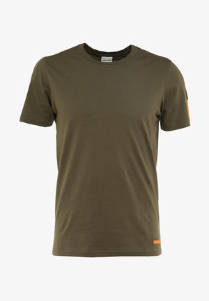 JCOJORDY TEE CREW NECK - Camiseta básica - forest night