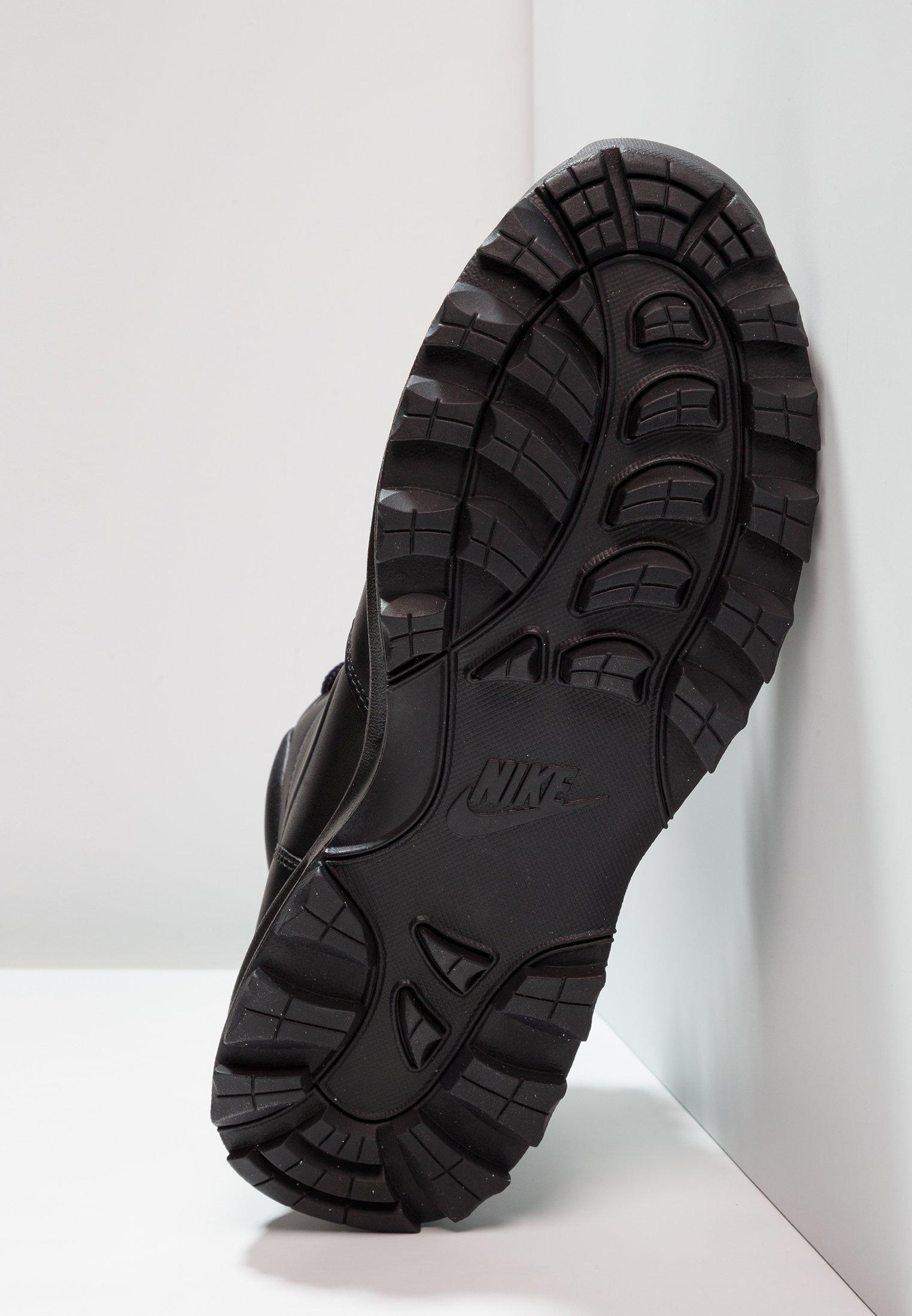 Nike Sportswear MANOA Baskets montantes schwarznoir