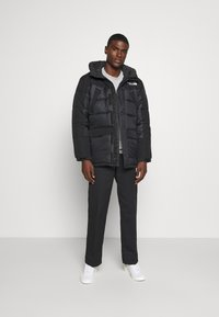 The North Face - HIMALAYAN INSULATED PARKA - Winter coat - black - 1