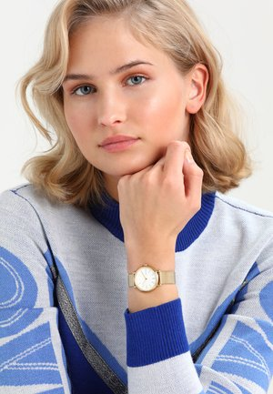 SIGNATUR - Watch - gold-coloured