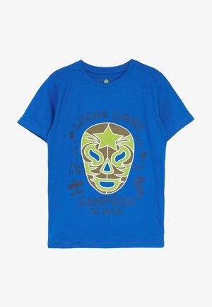 SMALL BOYS  - T-shirt imprimé - princess blue