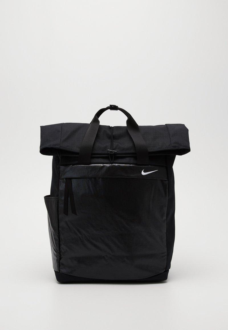 Nike Performance - RADIATE - Rucksack - black/white