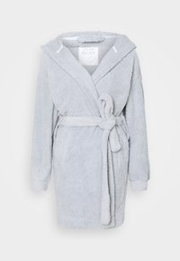 LOUNGING ROBE - Accappatoio - soft grey