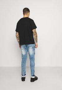 Night Addict - Jeans slim fit - acid wash - 2