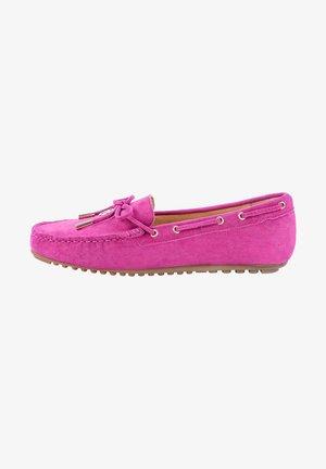 MALPAGA - Boat shoes - light pink