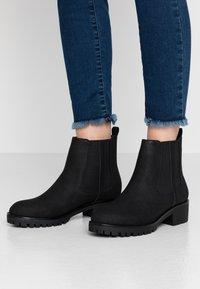 Anna Field - Kotníkové boty - black - 0