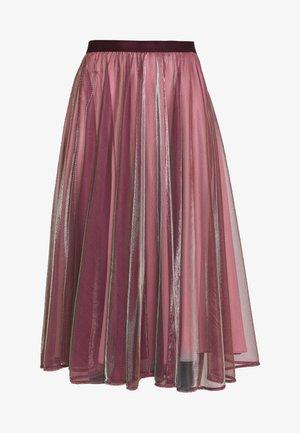 PREMIATO - A-line skjørt - rose/pink
