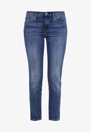 KEITH - Slim fit jeans - medium indigo