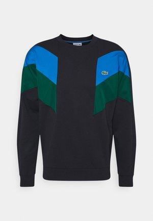 MOUNTAIN - Sweatshirt - abysm/utramarine swing