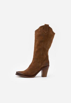 STONES - Kozačky na vysokém podpatku - marvin brown