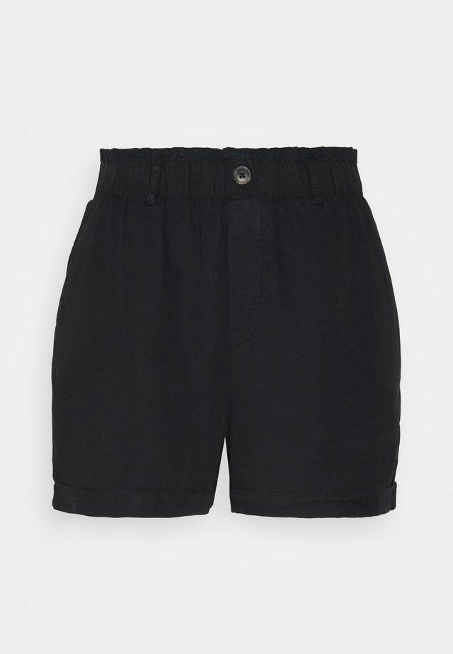 NMMARIA PAPERBACK - Shorts - black