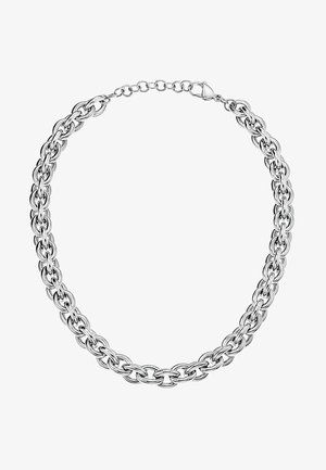 STATEMENT - Necklace - silver-coloured