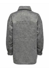 JDY - DIXIE  - Veste légère - light grey melange - 6