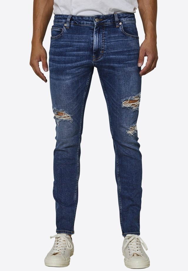 MAX - Jeans slim fit - blue