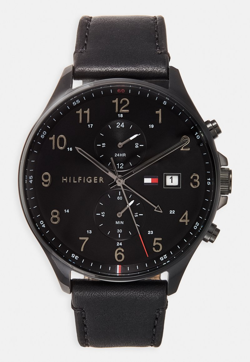 Tommy Hilfiger - WEST - Watch - schwarz