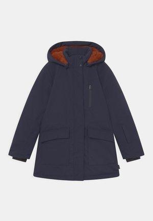 SILKE - Zimní kabát - marine