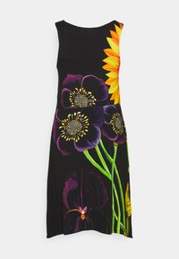 Desigual - Designed by Mr. Christian Lacroix - Kjole - black - 6