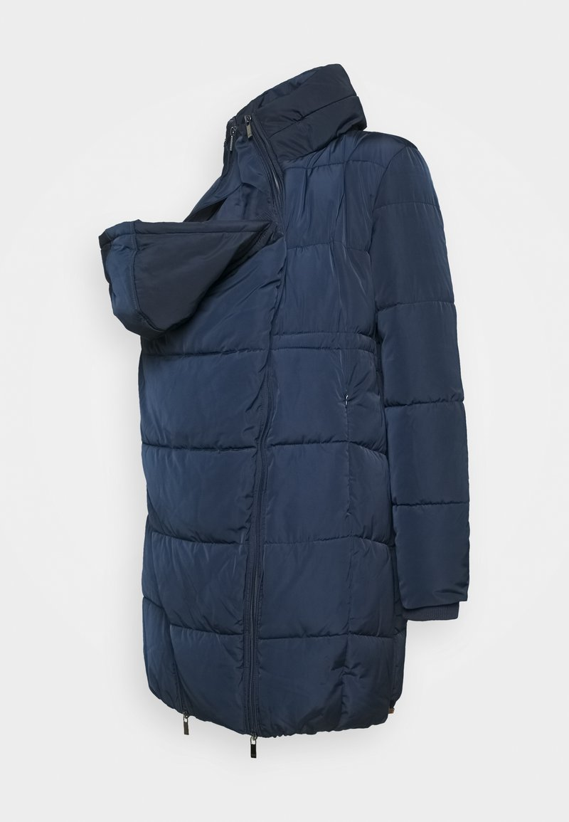 Noppies - JACKET 3 WAY TESSE - Zimní kabát - night sky