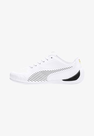 Trainers - white/lack