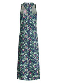 WE Fashion - MET BLADERENDESSIN - Maxi-jurk - all-over print - 4