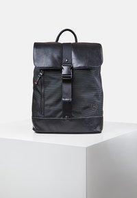 LERROS - BASIC - Rucksack - black - 0