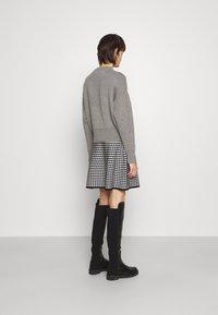 HUGO - SAMALY - A-line skirt - multi-coloured - 2
