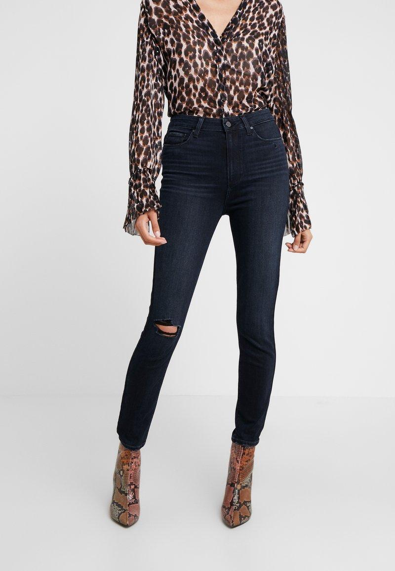 Paige - MARGOT - Jeans Skinny Fit - black lava