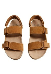 Mango - Sandals - mittelbraun - 3