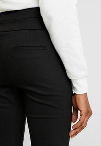 Forever New - GEORGIA HIGH WAIST FULL LENGTH PANT - Pantalones - black - 4