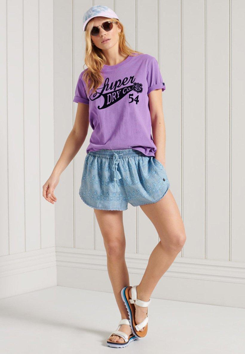 Damen COLLEGIATE CALI STATE - T-Shirt print