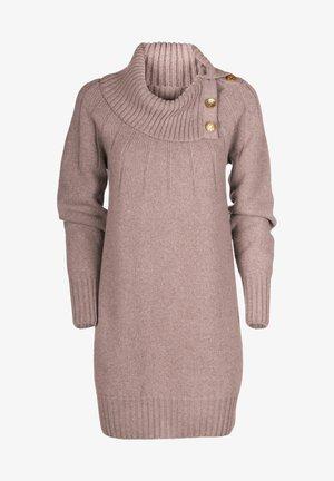 Jumper dress - beige