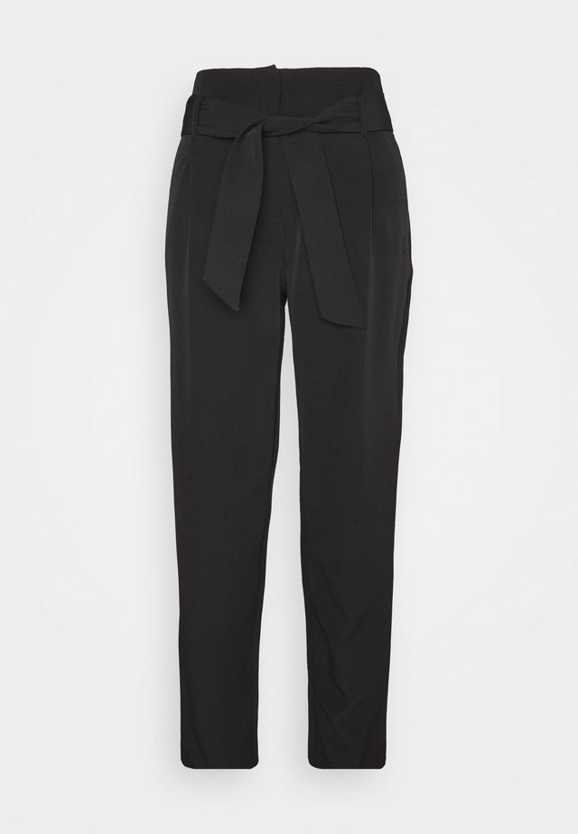 ONLCAROLINA MAIA PANT  - Pantalones - black