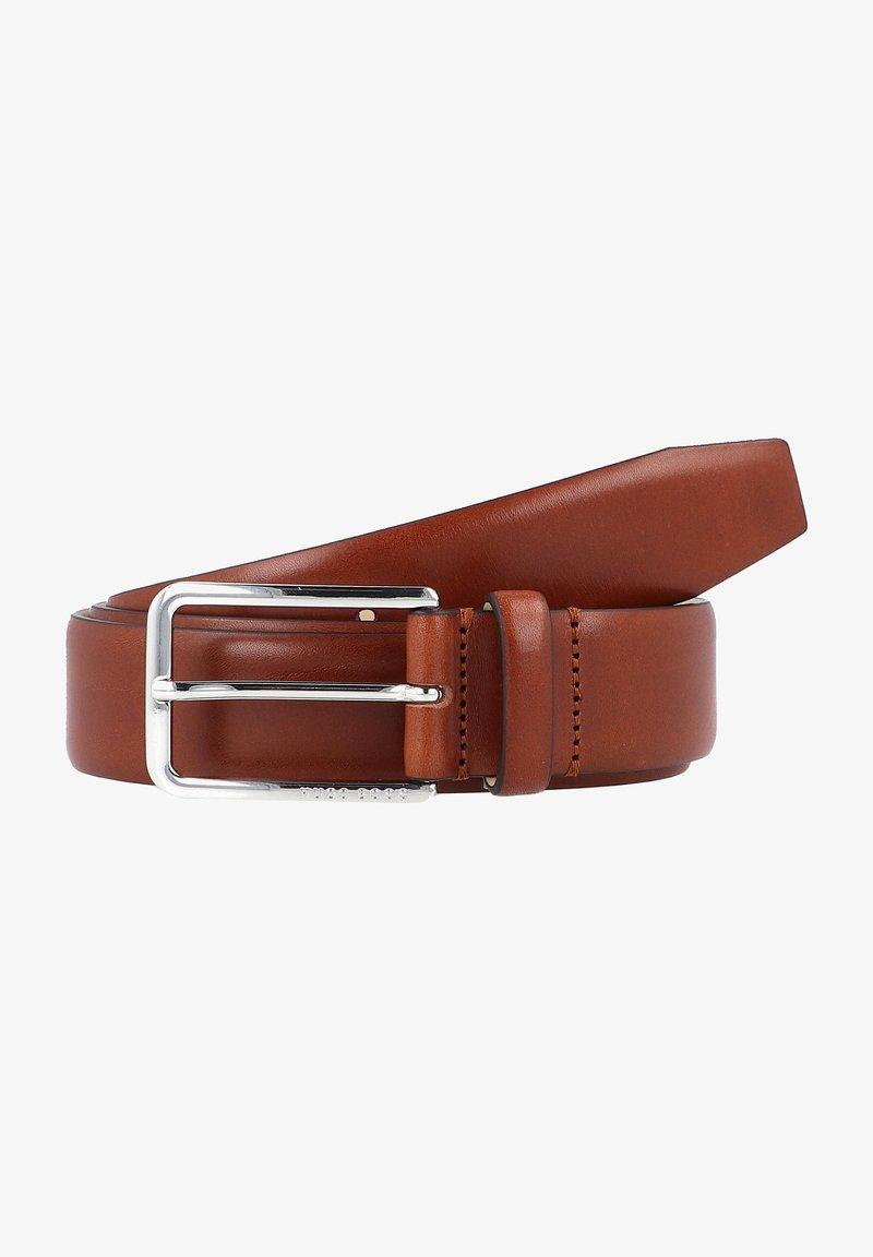 BOSS - CALIS  - Belt - open brown