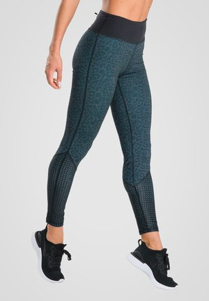ADRENALIN - Leggings - blue