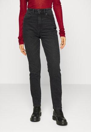 JXBERLIN - Jeans straight leg - black denim